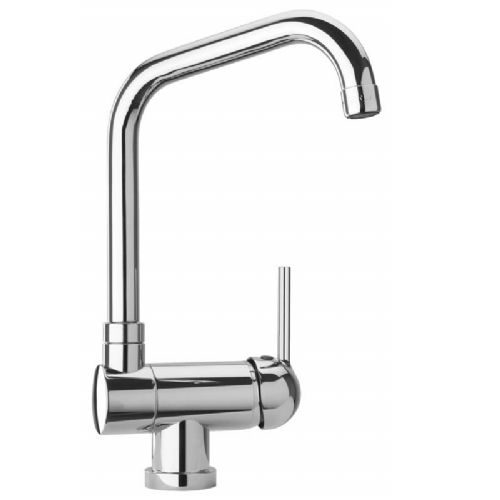 Paini Cox Side Lever Under Window Kitchen Mixer Tap